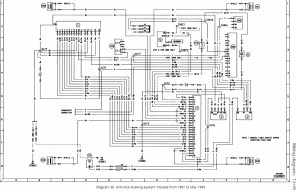 ABS wiring plan 2WD  PassionFord  Ford Focus, Escort
