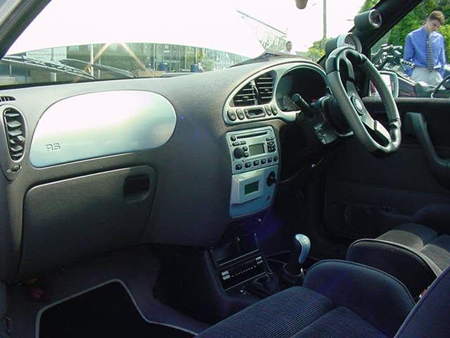 Ford Fiesta Mk4 Wiring Diagram