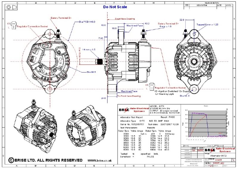 Ford Fiesta Alternator Wiring Diagram : 37 Wiring Diagram