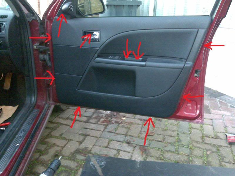 Ford Mondeo Mkii Power Window Wiring Diagram