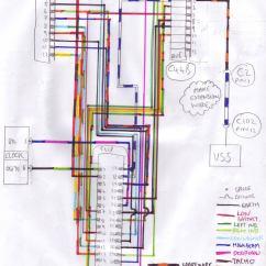 Mondeo Wiring Diagram House Maker Puma Cosworth Restoration Bodge Job Fix Page 3