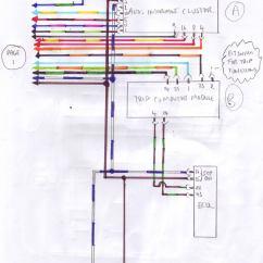 Ford Puma Ecu Wiring Diagram Omron 24vdc Relay Cosworth Restoration Bodge Job Fix Page 3