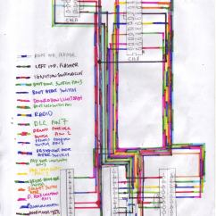 Wiring Diagram For Ford Fiesta Pit Bike Puma Cosworth Restoration Bodge Job Fix Page 3