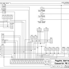 Ford Puma Wiring Diagram Internet Cable Cosworth Restoration Bodge Job Fix Page 11