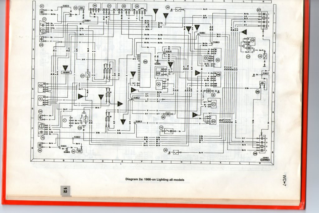 vauxhall astra mk4 wiring diagrams 1984 chevy truck power window diagram haynes also organisedmum de any one understand passionford ford rh com manual key how to read
