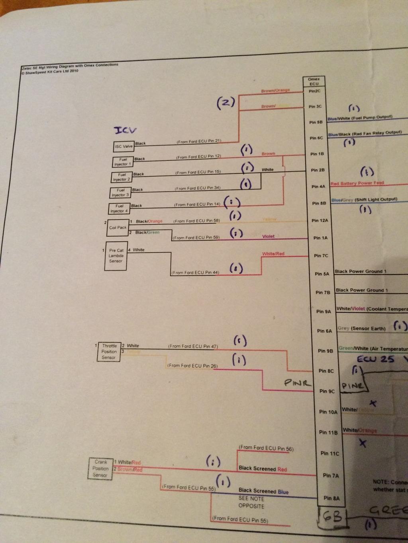 Ford 2 0 Zetec Wiring Diagram