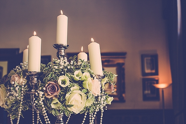 WROXALL ABBEY WEDDING FLOWERS VINTAGE GLAMOUR Passion