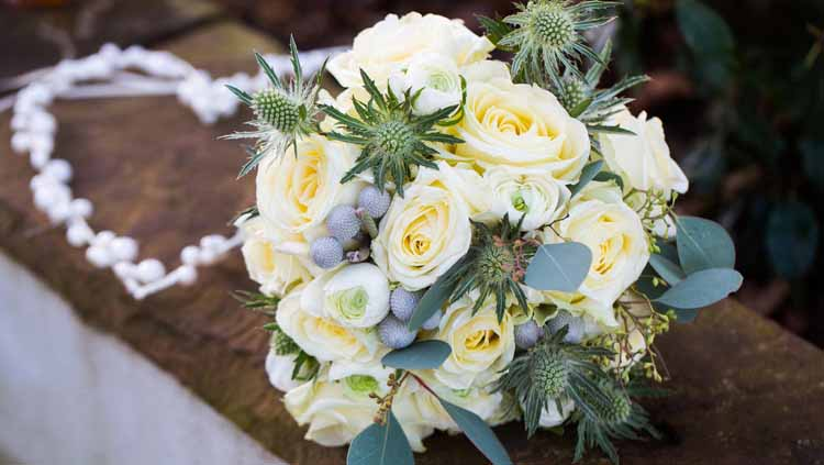 Cream Wedding Flowers Archives Passion For Flowers