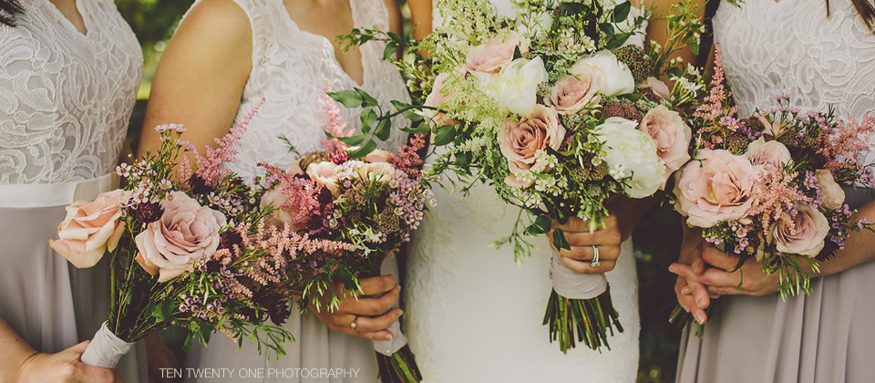 Passion for Flowers  Wedding Florists  Floral Designers