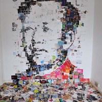 Amir Zainorin's postcard portraits
