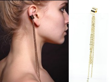 Long-Brand-Fashion-womens-earring-cuffs-extra-long-earrings-ear-cuff-earrings-jackets-for-women-hot