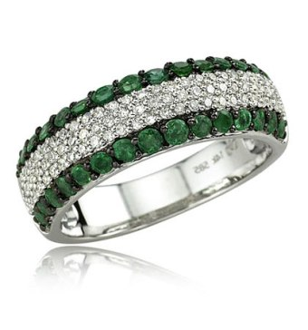 diamond-emerald-ring