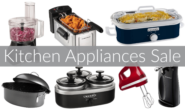 30% Off Kitchen Appliances Sale Today Only  Appliances