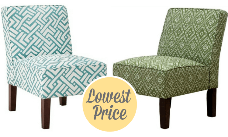 Super Cute Living Room Chairs As Low As $55.98