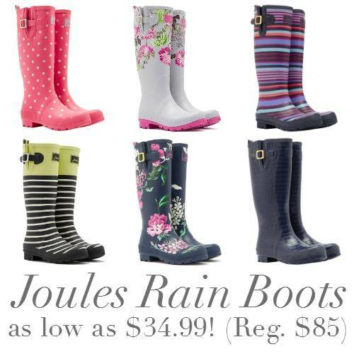 Hatley Kids Rain Boots On Sale For Only $1440 + Free