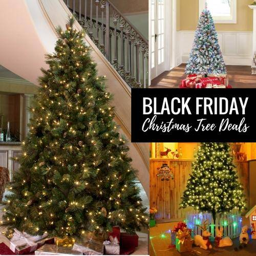 Best Black Friday Christmas Tree Deals & Cyber Monday