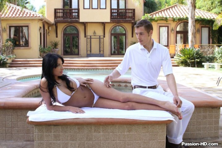 Passion-HD Anissa Kate Poolside Fantasy 2