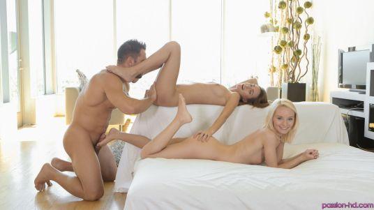 Passion Hd Macie Winslett & Sammie Daniels in Birthday Pussy 8