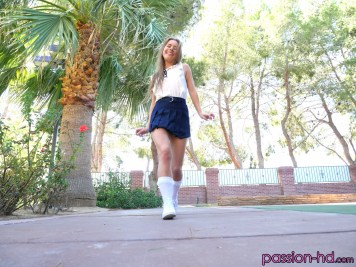 Passion Hd Lilly Ford in After School Workout 3