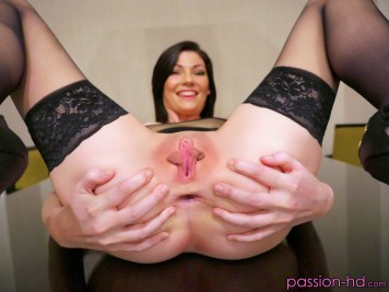 Passion Hd Jessica Rex in Dining In.. But Eating Out 5
