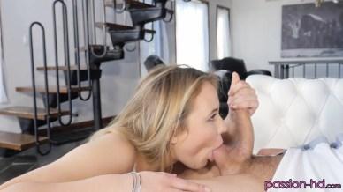 Alyssa Cole in Surprise Visit 9