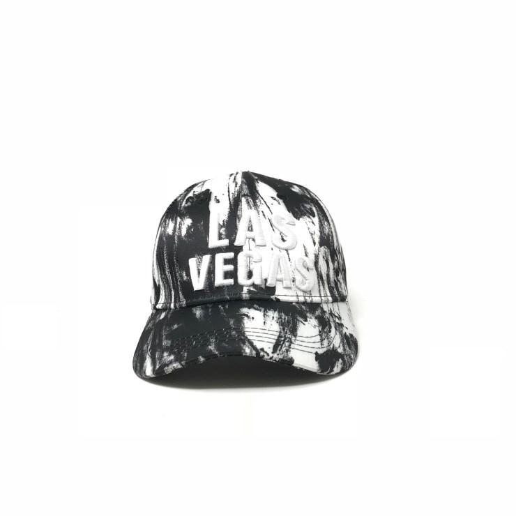 Las Vegas Cap (Black Galaxy) Image