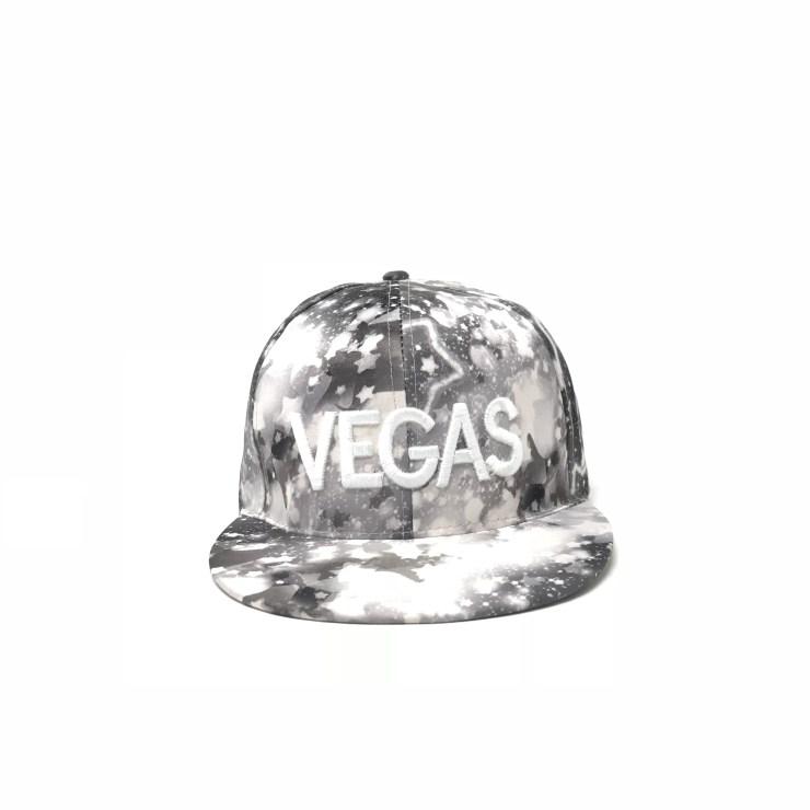 Vegas Cap (Gray Galaxy) Image