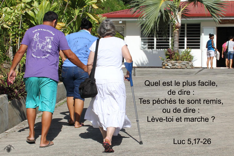 Luc 5 17 26aw