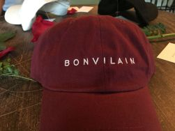 Bonvilain casquette