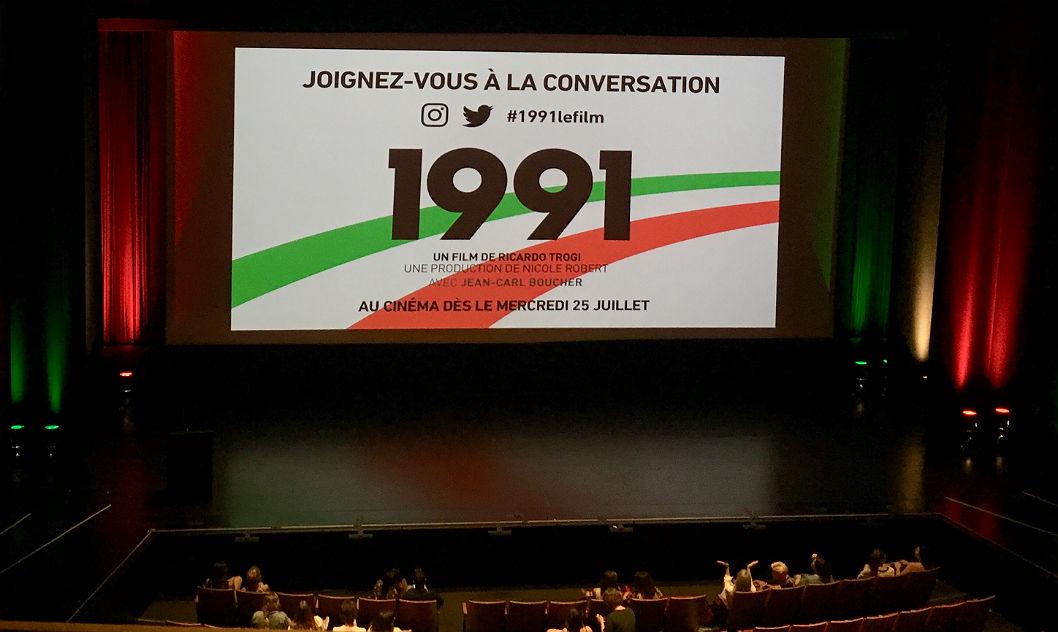 1991 - le film