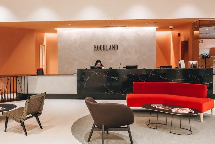 Centre Rockland lounge ouverture