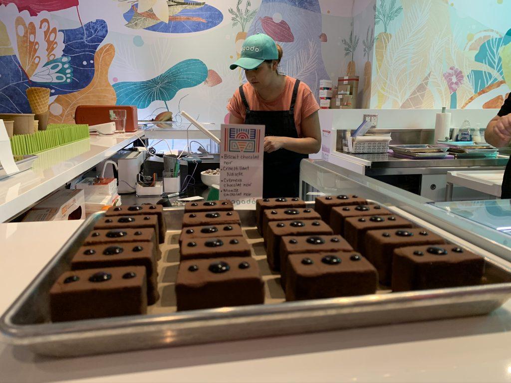 Photo pâtisseries chocolat Bagado Le Central