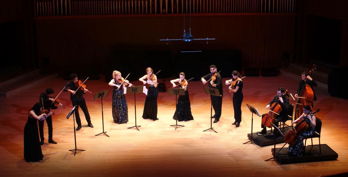 ONG en photo musique classique
