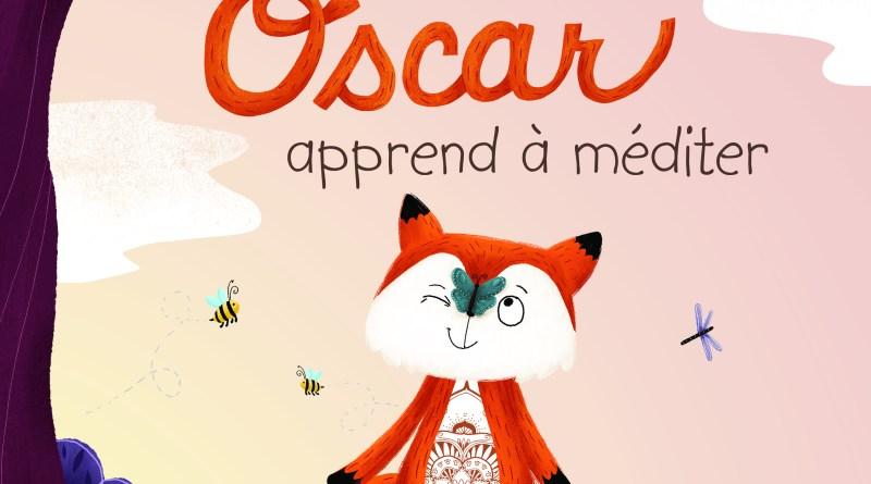 Oscar apprend a mediter-apprendre aux jeunes à méditer