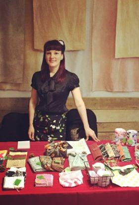 Annick Villeneuve, créatrice d'objets écolos AV Muse Boutique