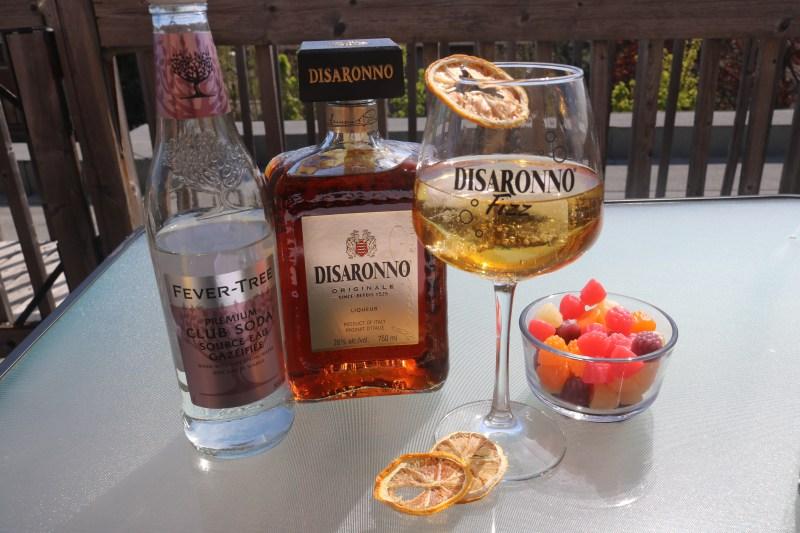 meilleurs cocktails pour célébrer l'été disaronno fizz