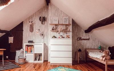 Décoration chambre thème Explorateur