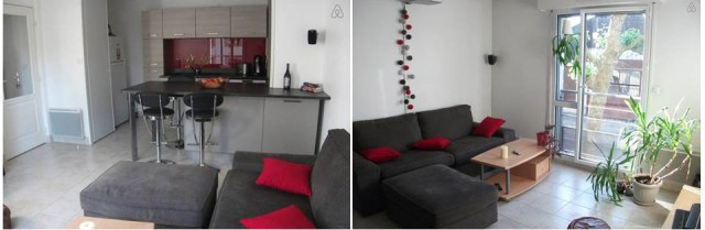 Appartement Nantes Airbnb