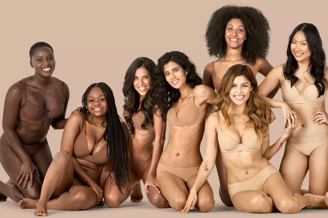 Naja - collection nude for all