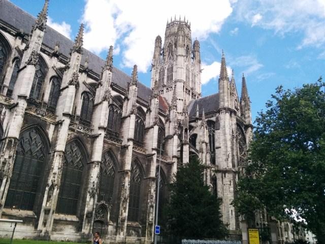 Eglise abbatiale Saint-Ouen de Rouen