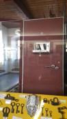 Gefängniszellentür: heute