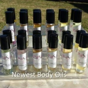 Women's Body Oil