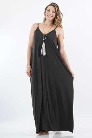 Maxi Plus Dresses