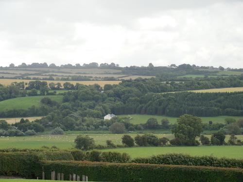 irish countryside whitney brown
