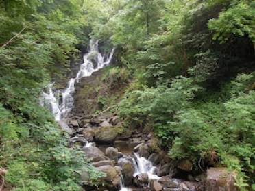 waterfall killarney national park whitney brown