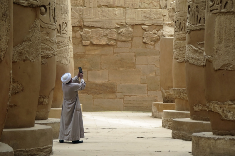instagram guide to egypt