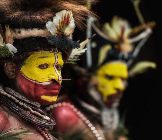 papua new guinea festivals trevor cole
