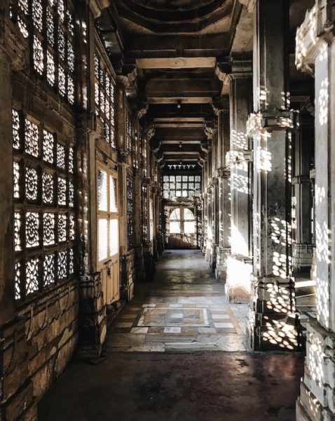 architecture in ahmedabad