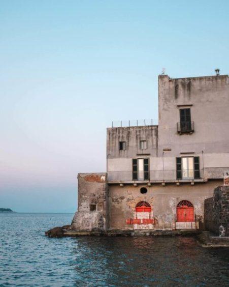 Elena Ferrante tour of Naples includes a side-trip to Ischia.