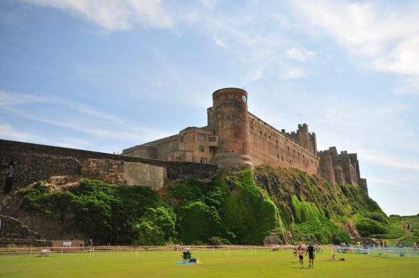 Bamburgh Castle, Northumberland travel guide